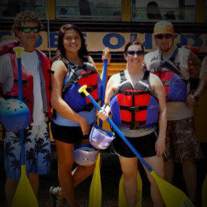 Whitewater rafting tn, rafting tour